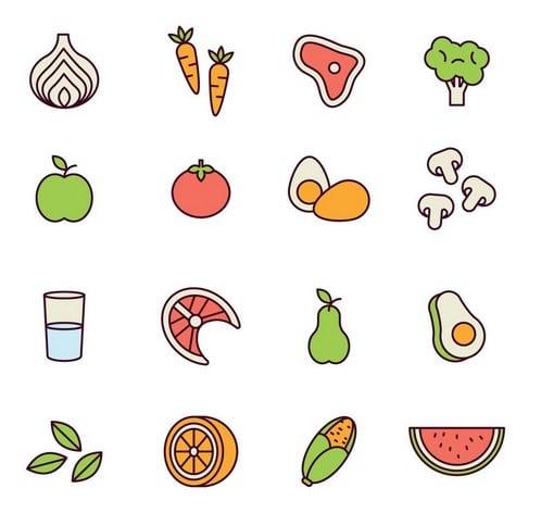 La variété de l'alimentation pronée en naturopathie et profilage alimentaire